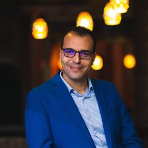 Portrait Phtoo of Abdelrahmen Hajbelgacem