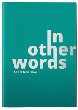 "Cover of the handbook ""In Other Words"""